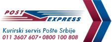 PostExpress Posta Srbije