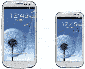 Samsung Galaxy S3 mini dekodiranje