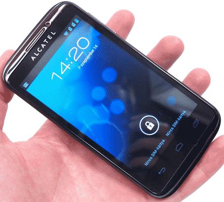 servis alcatel mobilnih telefona