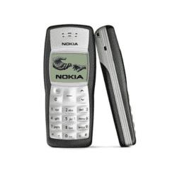 Maska - Nokia 1100 crna sa tastaturom