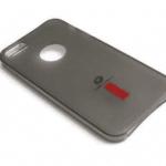 Silikonska futrola - IPhone 4 i 4s crna