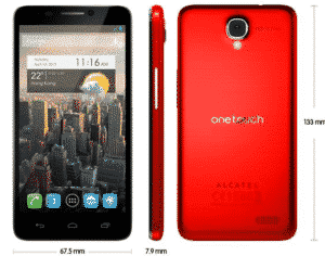 Dekodiranje Alcatel One Touch Idol Ultra OT-6033X