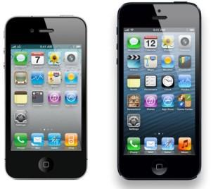 iphone 4 i 5