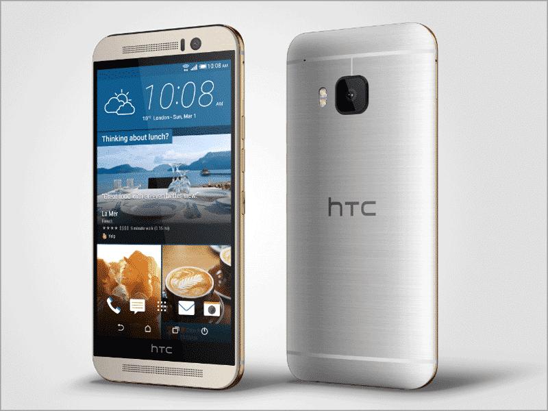 Dekodiranje HTC One M9
