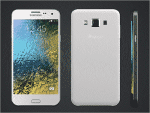 Dekodiranje Samsung Galaxy E5