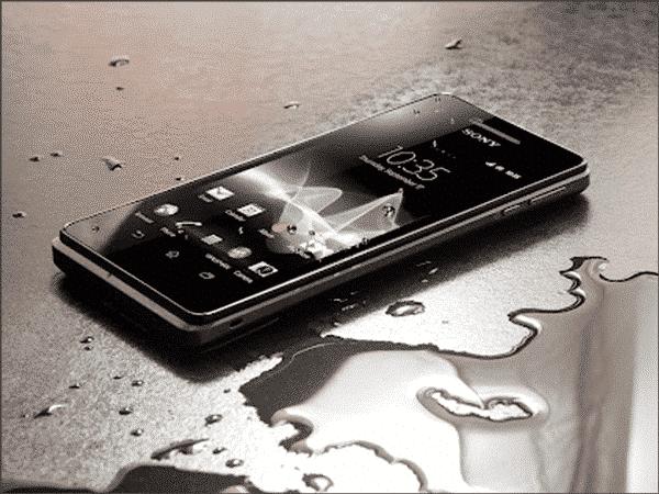 Dekodiranje Sony Xperia V
