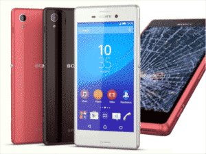 Zamena ekrana na Sony Xperia M4 Aqua