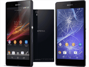 Zamena ekrana na Sony Xperia Z