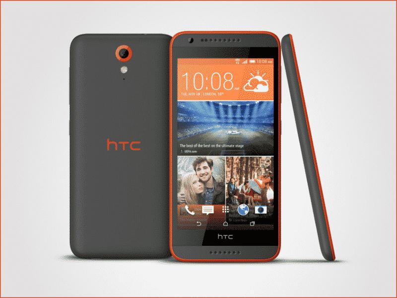 Dekodiranje HTC Desire 620G