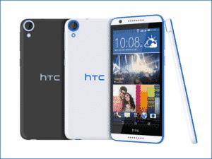 Dekodiranje HTC Desire 820