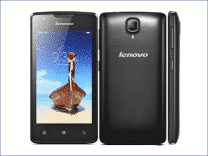 Dekodiranje Lenovo A1000