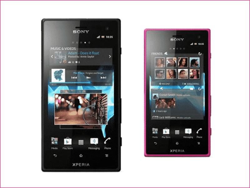 Dekodiranje Sony Xperia Acro S