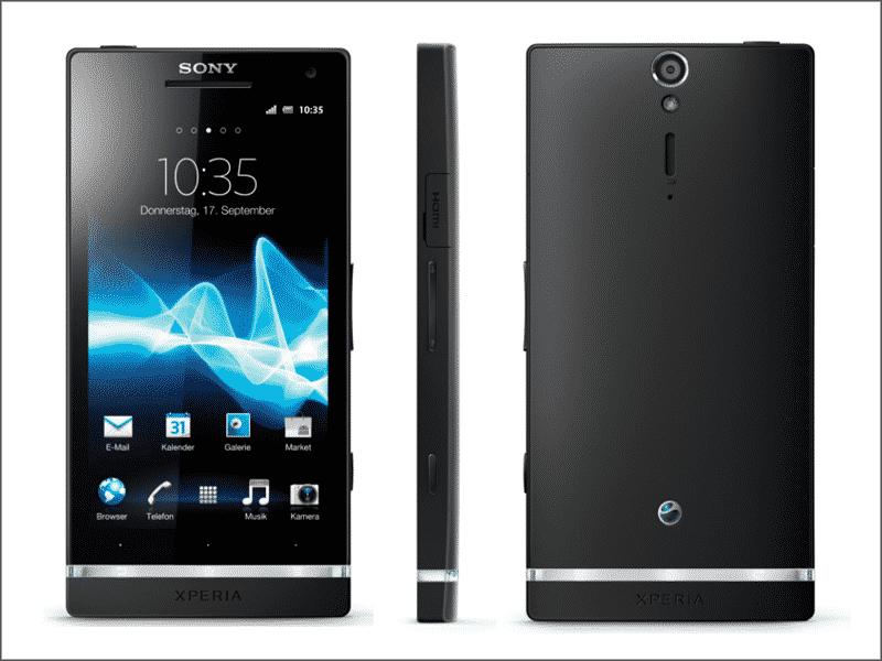 Dekodiranje Sony Xperia S