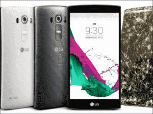 LG G4 – zamena ekrana, tačskrina, stakla
