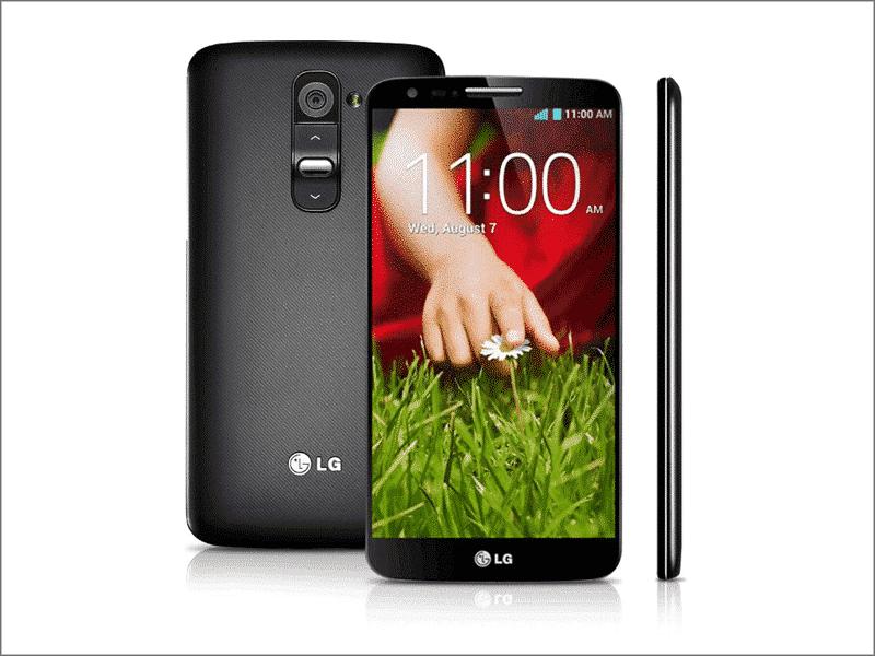 Zamena baterije na LG G2
