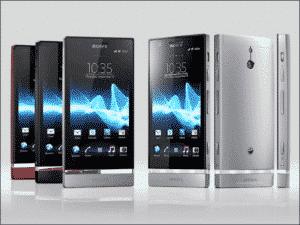 Zamena ekrana na Sony Xperia P LT22i