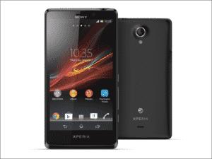 Zamena ekrana na Sony Xperia T LT30