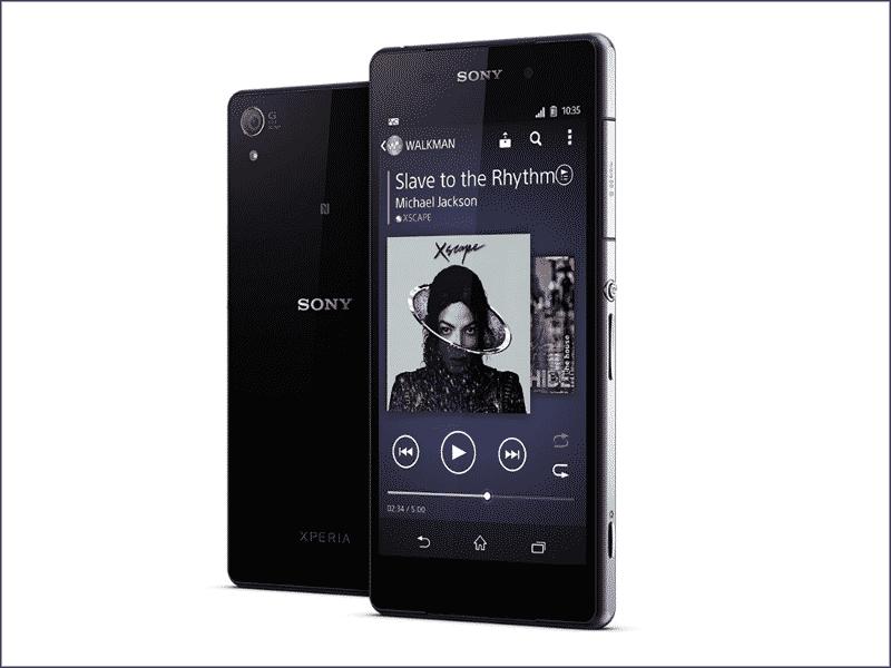 Zamena ekrana na Sony Xperia Z2, Z2 compact