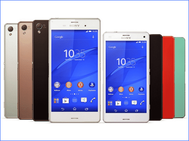 Sony Xperia Z3, Z3 compact, Z3 plus – zamena ekrana