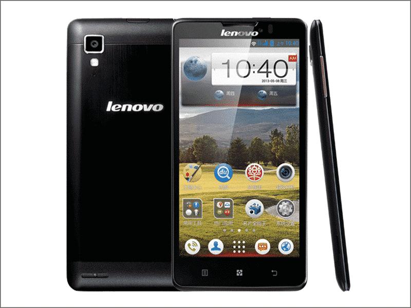 Lenovo P780 - zamena ekrana i touchscreen-a