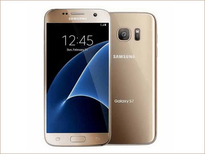 Zamena stakla na Samsung Galaxy S7