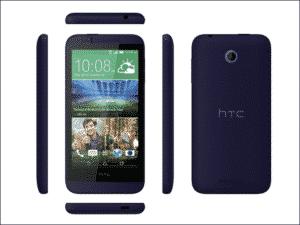 Dekodiranje HTC Desire 510