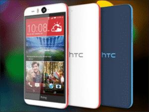 Dekodiranje HTC Desire Eye