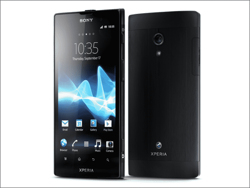 Dekodiranje Sony Xperia ion