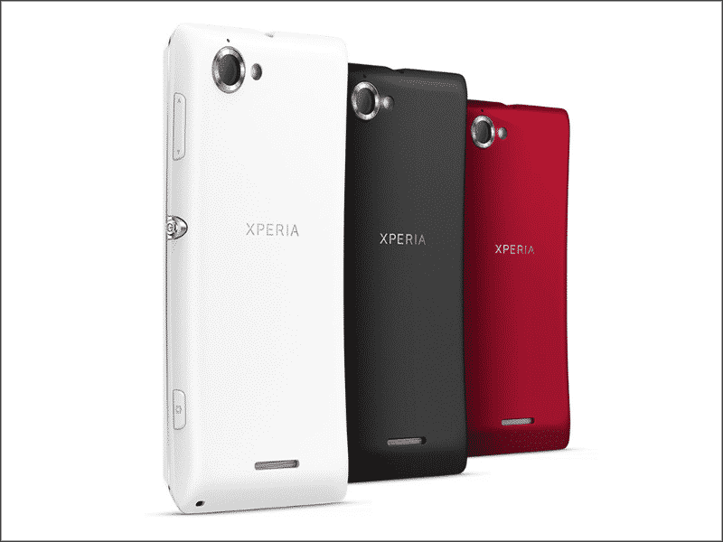 Dekodiranje Sony Xperia L