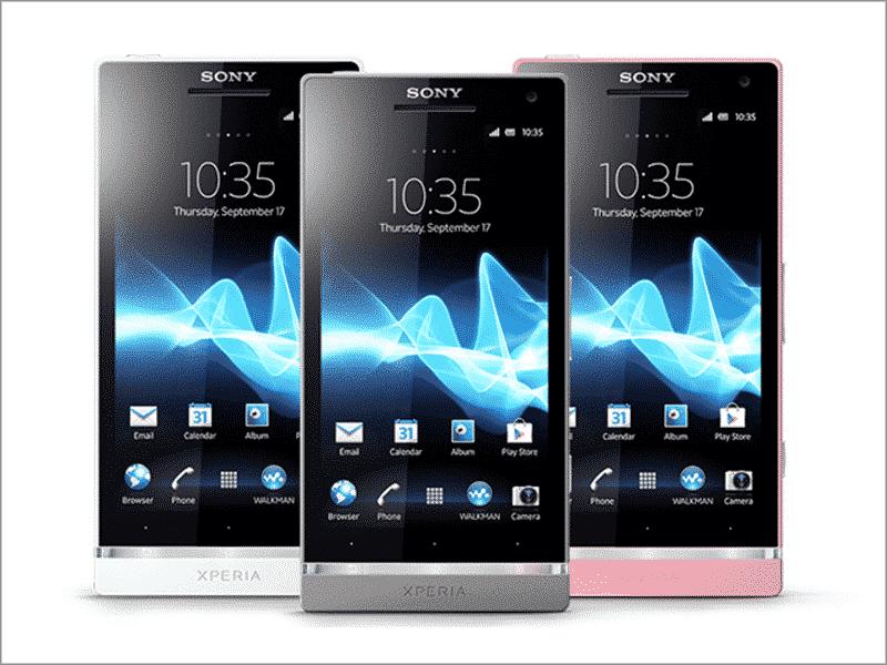 Dekodiranje Sony Xperia SL