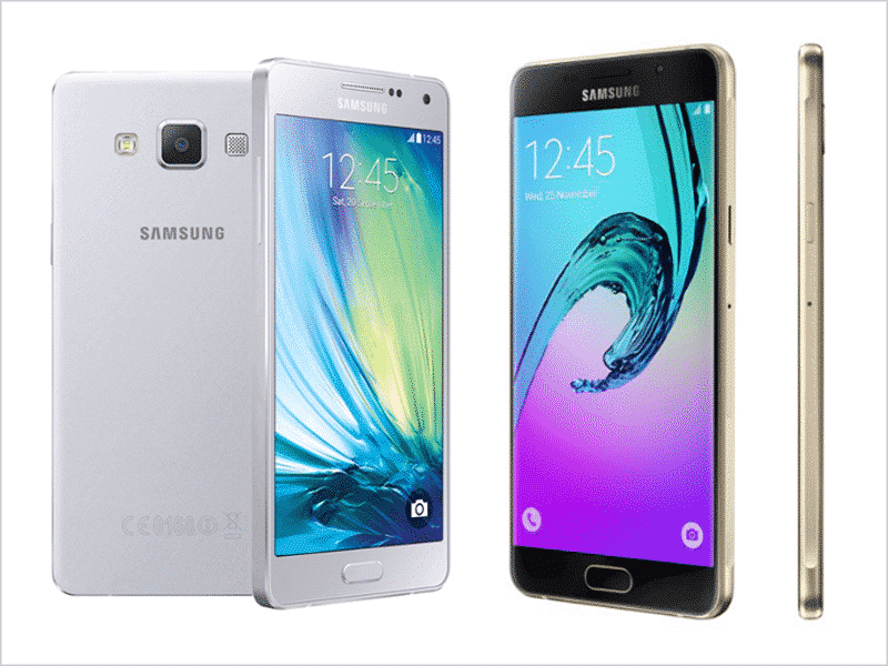 Samsung A500 Galaxy A5 i A510 Galaxy A5 2016 – zamena baterije
