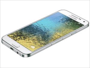Zamena baterije na Samsung E700 Galaxy E7
