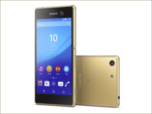 Zamena ekrana na Sony Xperia M5