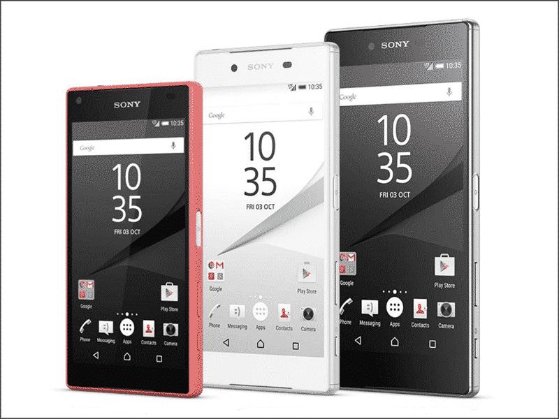 Sony Xperia Z5, Z5 Compact, Z5 Premium – zamena ekrana