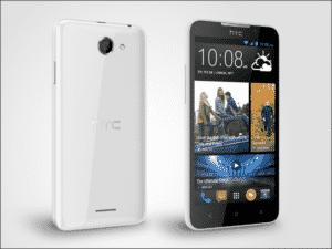 Dekodiranje HTC Desire 516