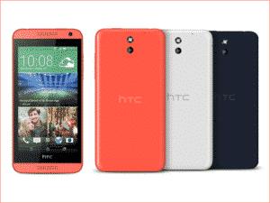 Dekodiranje HTC Desire 610