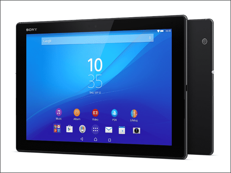 Dekodiranje Sony Xperia Z4 Tablet