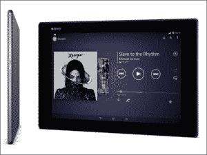 Sony Xperia Z2 Tablet – zamena baterije