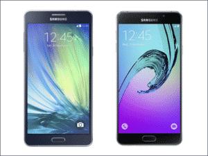 Zamena ekrana na Samsung A700 Galaxy A7 i A710 Galaxy A7 (2016)