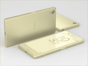 Zamena ekrana na Sony Xperia X