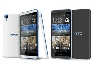 Dekodiranje HTC Desire 820s i HTC Desire 820G+