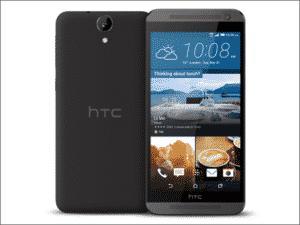 Dekodiranje HTC One E9