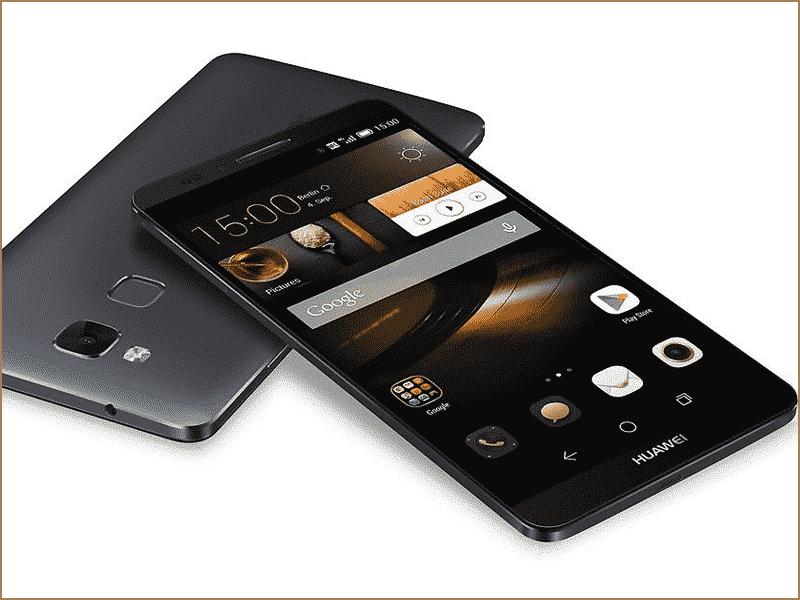 Dekodiranje Huawei Ascend Mate 7