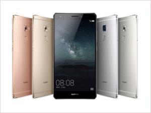 Dekodiranje Huawei Mate S
