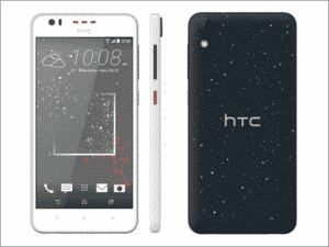 Zamena ekrana na HTC Desire 825