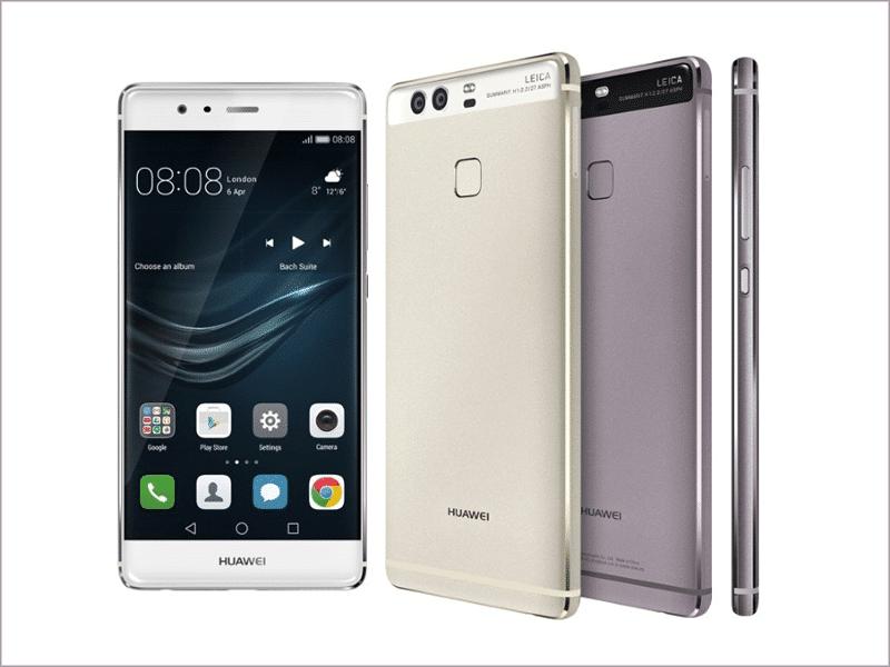 Zamena ekrana na Huawei P9