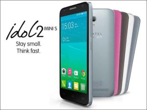Zamena baterije na Alcatel 6036 Idol 2 Mini S