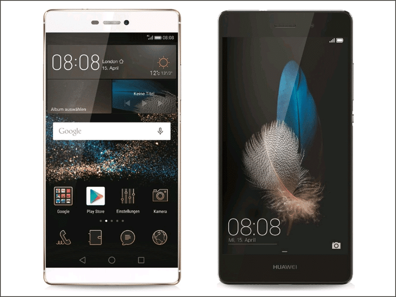 Zamena ekrana na Huawei P8 i P8 Lite
