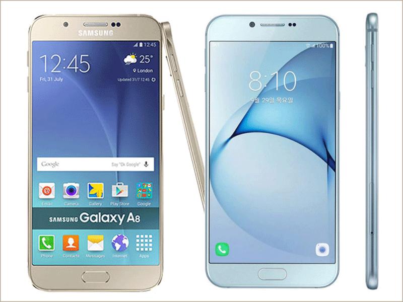 Zamena stakla na Samsung Galaxy A8