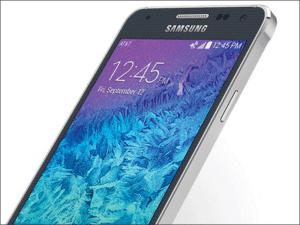 Zamena stakla na Samsung Galaxy Alpha